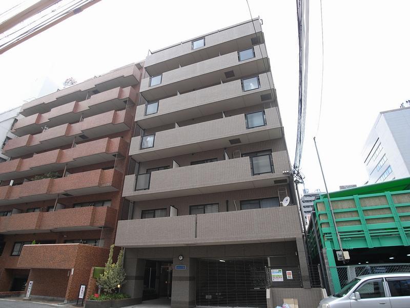 物件番号: 1025875652 カリエンテ三宮  神戸市中央区小野柄通3丁目 1K マンション 外観画像