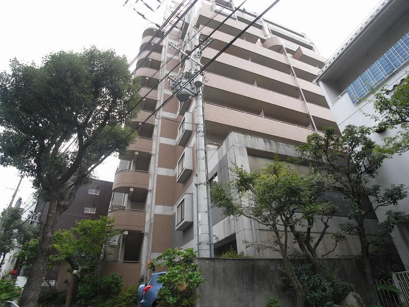 物件番号: 1025883547 メープルレジデンス  神戸市中央区熊内町4丁目 1DK マンション 外観画像