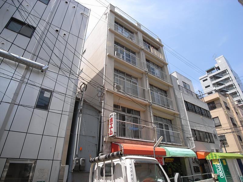 物件番号: 1025883297 元町マンション  神戸市中央区元町通3丁目 1DK マンション 外観画像