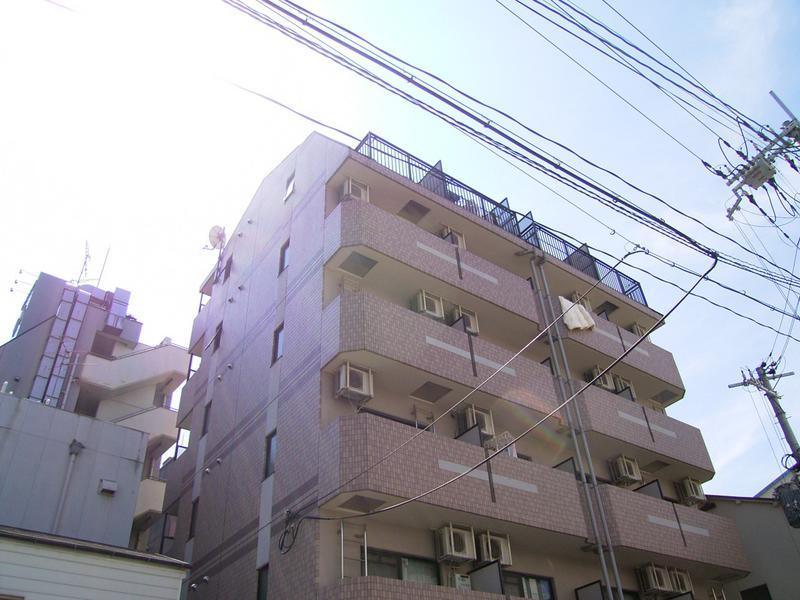 物件番号: 1025815391 ソルジェンテハンター坂   神戸市中央区中山手通1丁目 1K マンション 外観画像