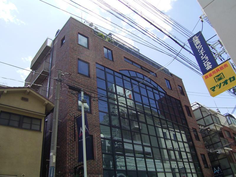 物件番号: 1025804900 CHALET元町  神戸市中央区北長狭通4丁目 2DK マンション 外観画像