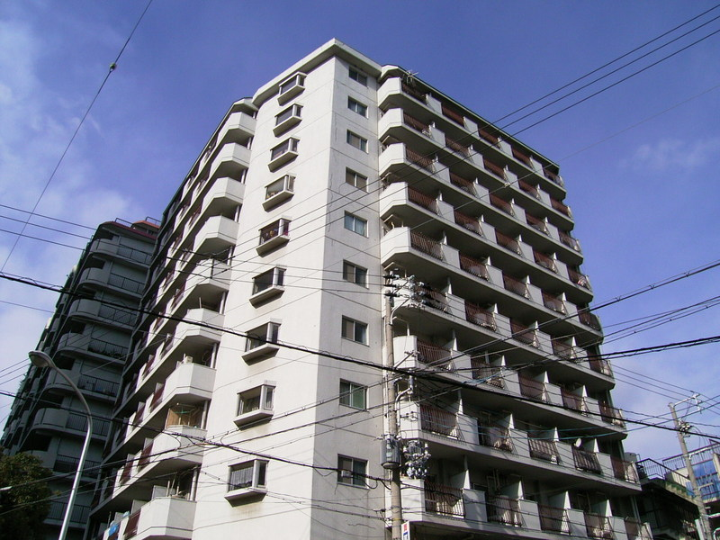 物件番号: 1025883750 カサベラ神戸  神戸市中央区相生町5丁目 1K マンション 外観画像