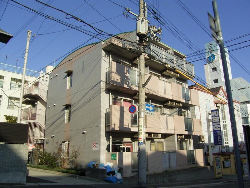 物件番号: 1025866796 大昭マンション  神戸市中央区山本通2丁目 1R マンション 外観画像