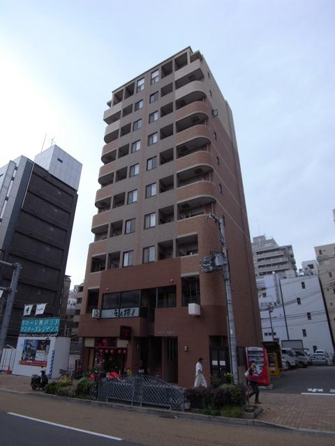 物件番号: 1025883662 クレアール神戸  神戸市中央区加納町3丁目 1K マンション 外観画像